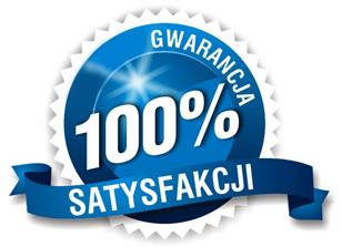 """Gwarancja satysfakcji z usług """"firma w Niemczech"""""""